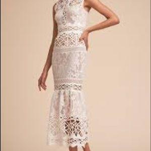 Moniquee Lhullier bridal 👰 Arabella Dress